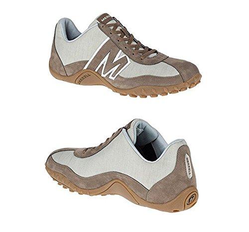 Merrell Sprint Blast Suede/Mesh/Ltr, Sneaker Uomo Marrone