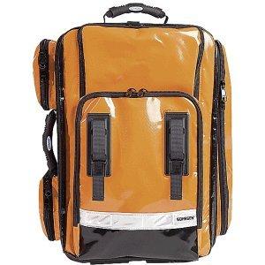 Söhngen NumberOne Notfallrucksack orange gefüllt Modul A+B+C