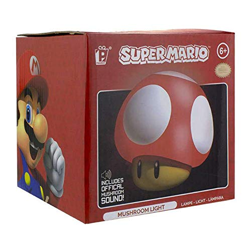 Super Mario Champignon lumière avec son, Multi 6