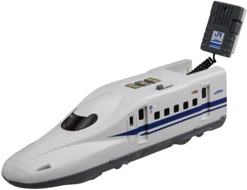 Plarail BS-02 [Let's play microphone! Big Plarail] Shinkansen Series N700 (Model Train)