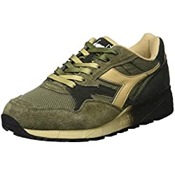 Diadora N902 Speckled, Unisex Adult Gym Shoes, (Bruciate Olive Green 70431), 41 EU