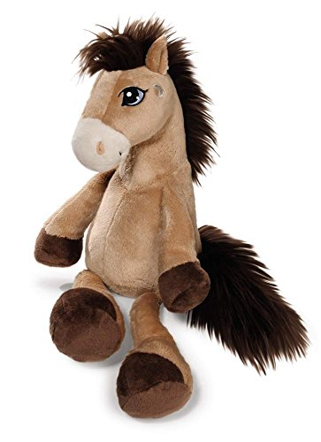 Nici-Peluche-caballo-Moon-35cm-color-marrn-claro-38746