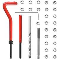 Gewinde-Reparatur-Satz, 30-teilig M6 x 1,0 mm Kompatibel Innen Gewindereparatur Set