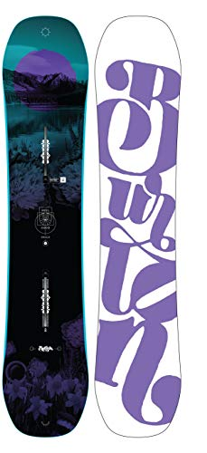 Burton Kinder Freestyle Snowboard Feelgood Smalls 135 2019 Girls