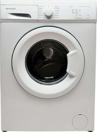Sharp ES-FL55MD Front-loading Washing Machine (5.5 Kg, White)