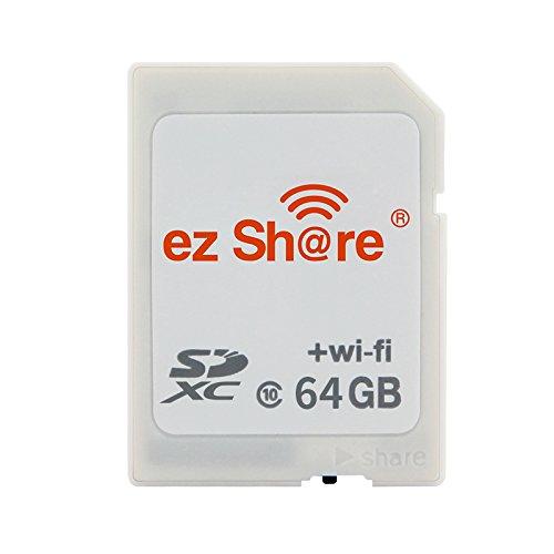 2018 Pen Drive Real Capacity ez Share WiFi SD-Karte Speicherkarte SDHC Card Kamera 64G -