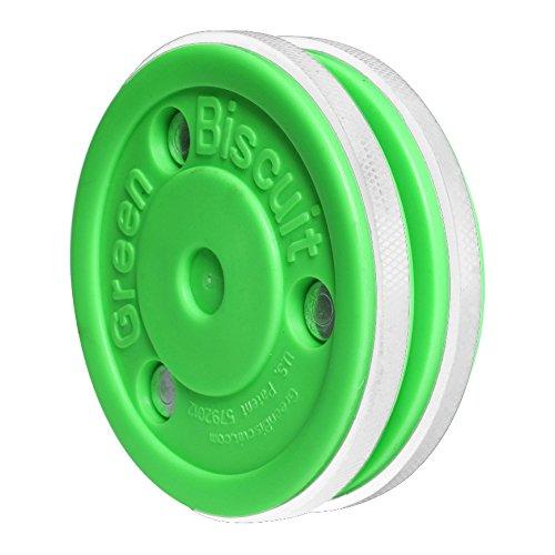 Vert Sherwood Palet de Hockey sur glace à biscuits d'entraînement Pro