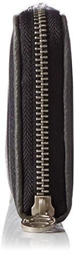 Poodlebag 3GC0815WABIBL Unisex-Erwachsene Geldbörsen 18x10x3 cm (B x H x T) Schwarz (Black)