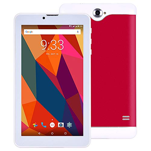 Duoying Tablet Tablet Computer Smart 7 Zoll Quad-Core 512 + 8G Tragbares Musikspiel