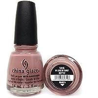 Smalto China Glaze with Nail indurente The