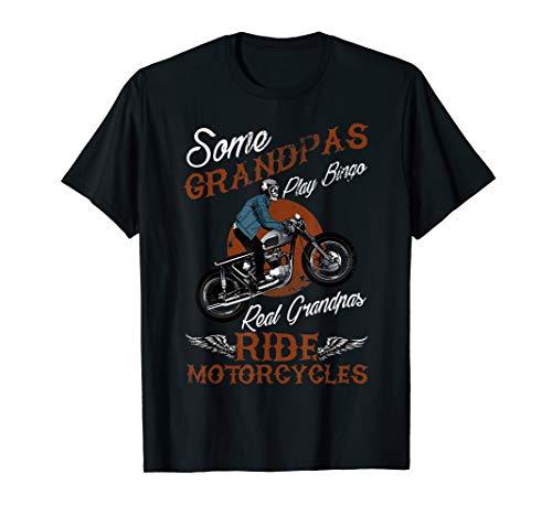 Ride Motorräder lustiges Geschenk für Väter T-Shirt ()