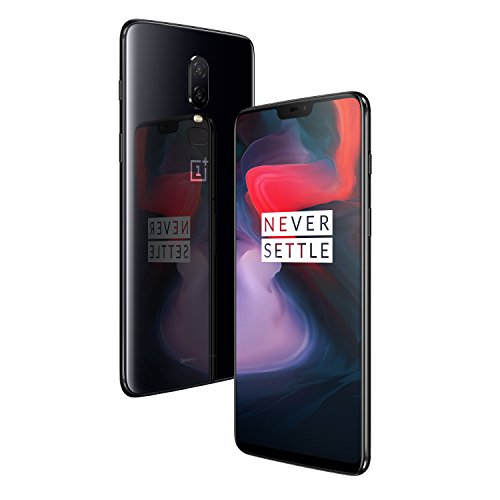 OnePlus 6 64GB Mirror Black