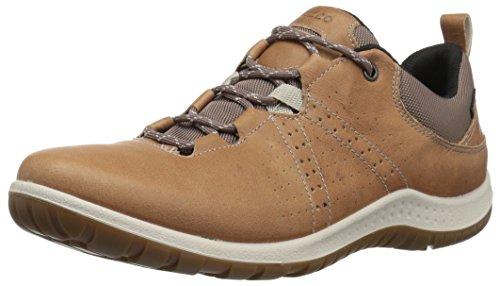 Ecco Aspina, Zapatos de Low Rise Senderismo para Mujer, Marrón Volluto 1310, 39 EU