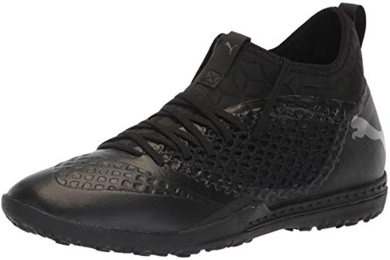 PUMA Men's Future 2.3 Netfit TT Soccer scarpe, nero nero nero, 13 M US | Materiali Selezionati Con Cura  | Uomo/Donne Scarpa