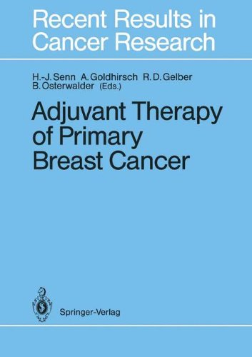 adjuvant-therapy-of-primary-breast-cancer-recent-results-in-cancer-research