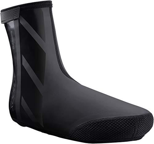 SHIMANO SHIMANO S1100X H2O Shoe Cover Black Schuhgröße XL | 44-47 2018 Überschuhe