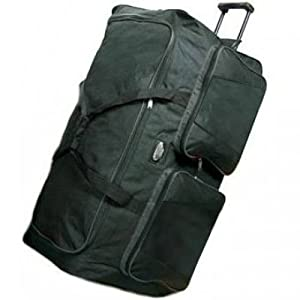 Karabar Extra Large 34 Inch Wheeled Holdall - 3 Years Warranty!