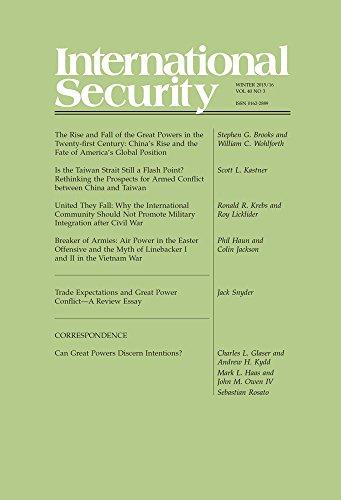 International Security 40:3 (Winter 2015/16)