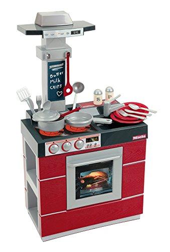 Preisvergleich Produktbild Theo Klein 9044 - Miele Spielküche Kompakt mit Zubehör, 50 cm, Spielzeug