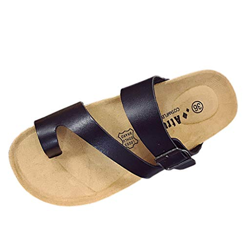 ee0b9eae525d61 Naturazy Woman Sandals, Sport Girl Summer Casual Summer Casual Casual  Sandalias de tacón Plano y