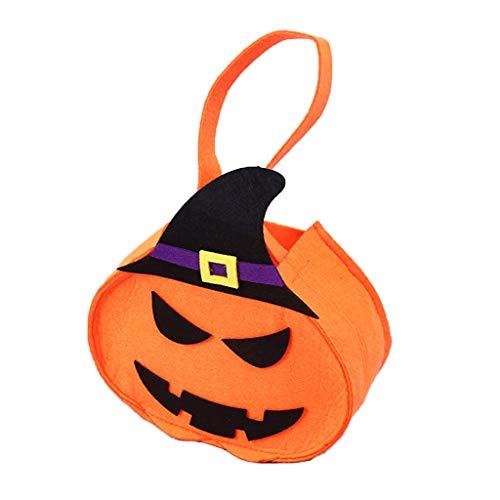chenpaif tragbare Halloween-Süßigkeit-Beutel-Geschenk-Speicher-Beutel-Partei-Dekorations-Tote-Bevorzugungen