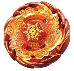Kampfkreisel Sol Blaze Mega Metal Fusion für Beyblade Masters 4D
