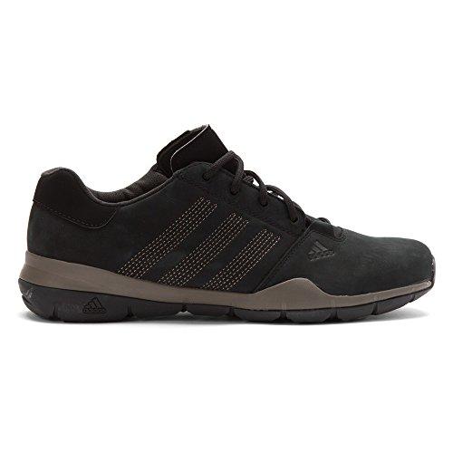 Adidas Outdoor 2015 Anzit Dlx Chaussures de randonnée - B40388 (base Vert / technologie Beige / noi - Black/Titan Grey