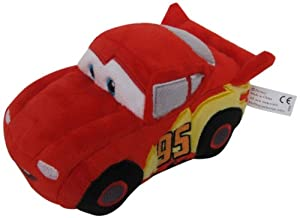 Cars Disney 5871092 Peluche de Rayo Mcqueen (23 cm)