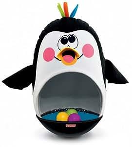 Mattel - M4046 - Jouet 1er Age - Fisher-Price - Pingouin A Boules