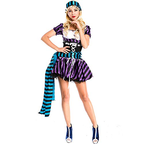 CAGYMJ Cosplay Dress Party Ropa De Mujer