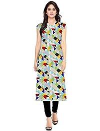 Kurti For Womens Rensil ( Kurti For Women Latest Design Party Wear Kurti For Girls Stylish Kurtis For Girls New...