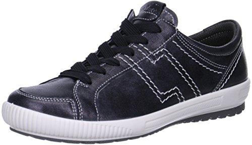 Legero TANARO 400821, Damen Sneakers Schwarz