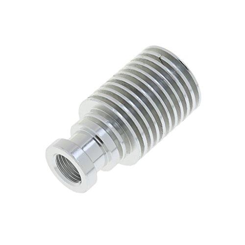 Sharplace 3d Imprimante V6 Hotend 1.75mm 0.3mm Buse Dissipateur Radiateur Extrudeuse Pièce d'Argent