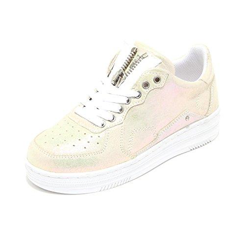 3752L sneakers donna CRIME scarpe shoes women Oro