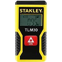 Stanley STHT9-77425 Medidor láser de distancias Negro, Amarillo-Telémetro, 0 W, 0 V