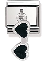 Nomination Composable Women's Bead Classic Charms 925 Silver L:ipstick 9syinFcTH