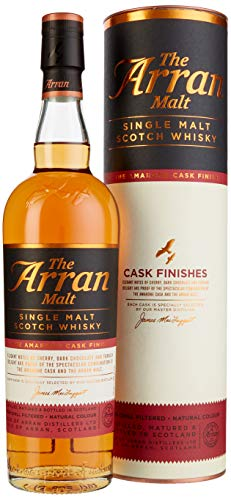 Arran Amarone Cask Finish Single Malt Scotch Whisky (1 x 0.7 l)