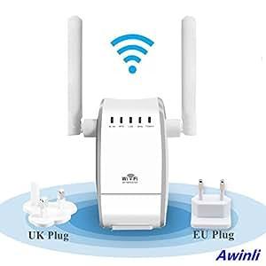 300 Mbps Routeur Sans Fil Wireless Mbps WiFi Répétiteur Wireless Extenseur Réseau Adapteur Internet Amplificateur De Signal Répondre Aux Normes IEEE Et à La Fonction WPS
