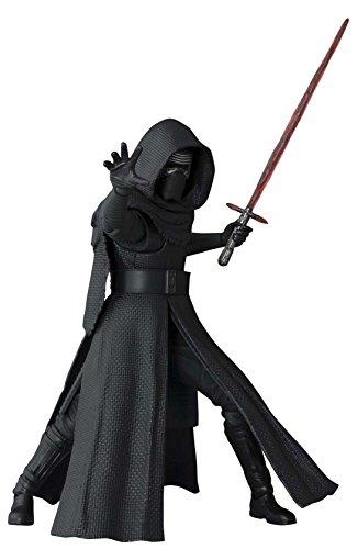 Star Wars: The Force Awakens - Kylo Ren [SH Figuarts][Importación Japonesa]