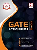 GATE 2018: Civil Engineering - Solved Papers (27 Years)