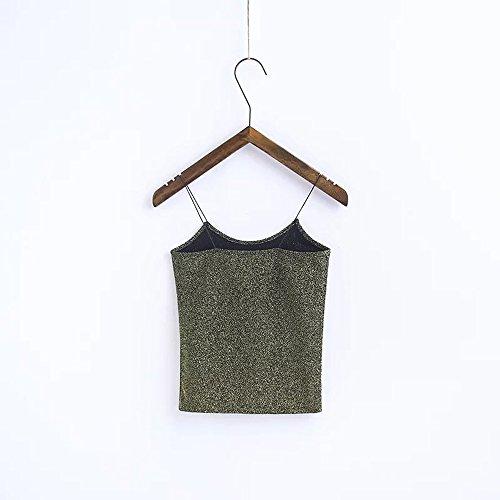 Royllent - Canotta -  donna Green