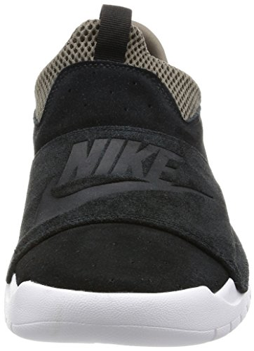 Nike Benassi Slp, Pantofole Unisex-Adulto Nero (Black/dark Mushroom/white/black)