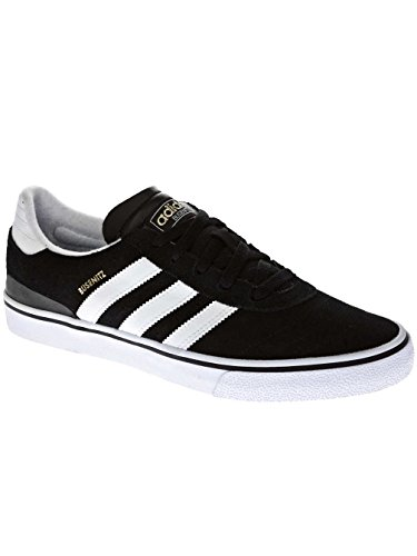 Adidas Skateboarding - Chaussures Skateshoes Homme Busenitz Vulc - Taille:one Size Black/Run White/Black