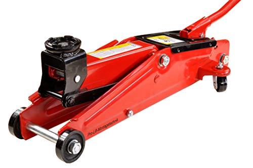 Pro-Lift-Werkzeuge Stahl-Wagenheber 3t Rangierwagenheber 135-400mm 3 t professionell hydraulischer floor jack 3000kg Werkstatt
