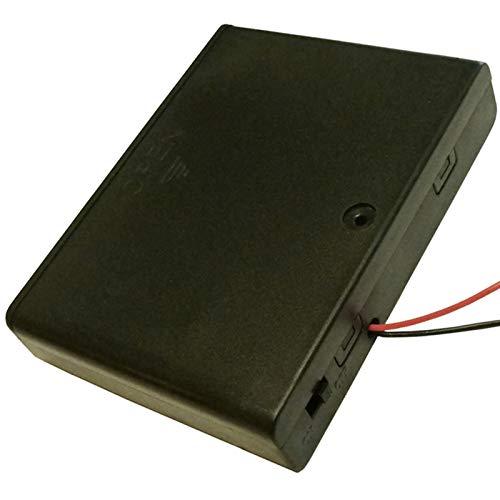 Batteriehalter AA mit Schalter, 6 Stück 1,5 V Dc Aa Pack