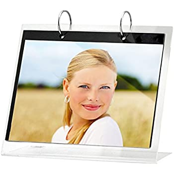 Amazon.de: IKEA FINLIR Bilderhalter in transparent; (15x10cm)