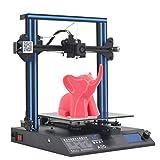 GEEETECH A20 Imprimante 3D avec zone d'impression 255x255x255mm, détecteur...