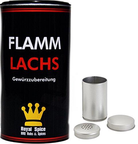 Flammlachs-Gewürz für Feuerschale