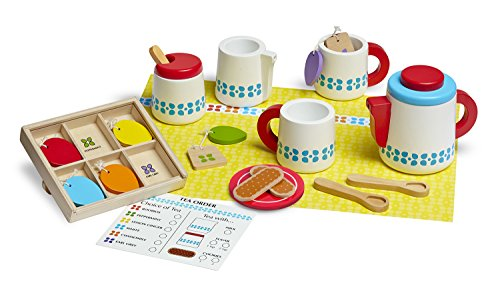 Resultado de imagen de set para el té melissa y doug