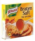 Knorr Bratensaft Würfel 75g 5 x 75 g
